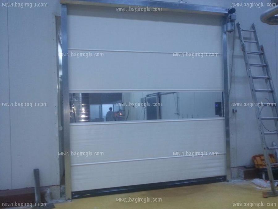 & PVC Rolling Door